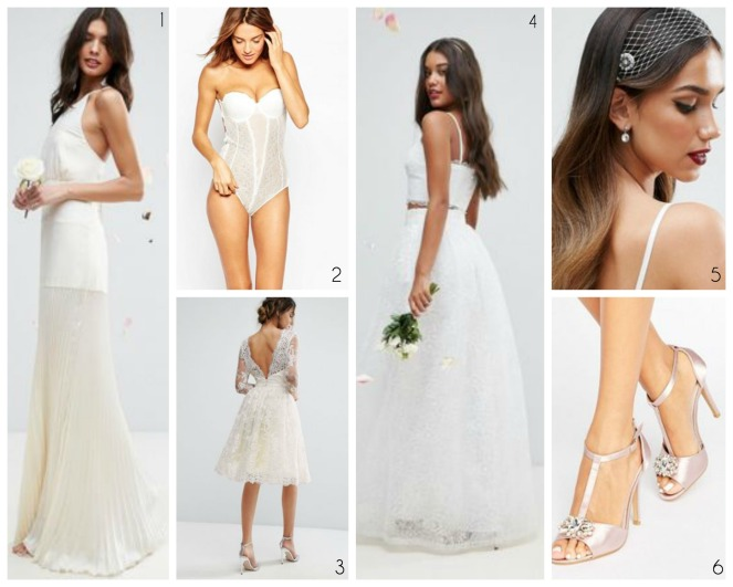 Bride collage 1